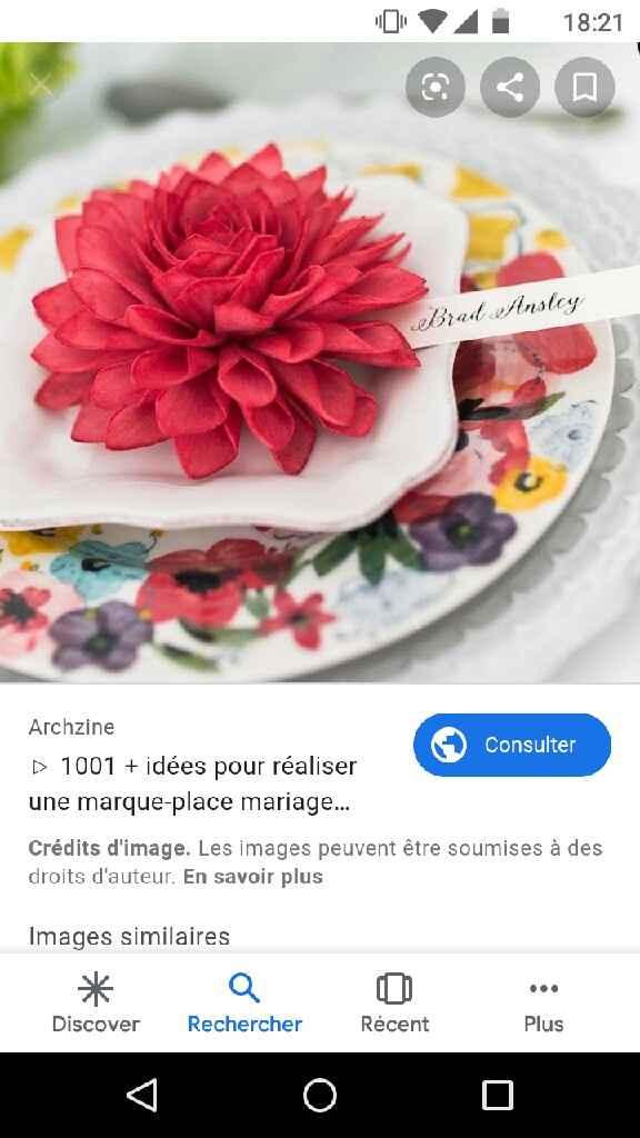 Rubans pour le bouquet - 4