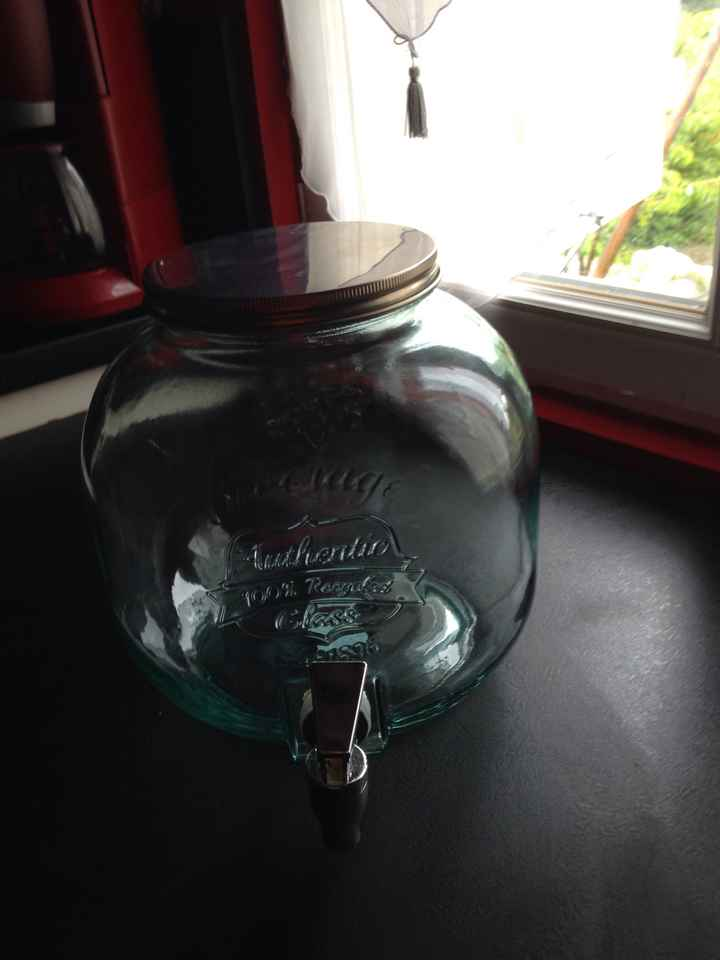 Fontaine à limonade - 1
