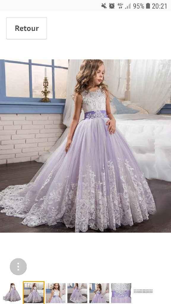 Robe de notre princesse - 2