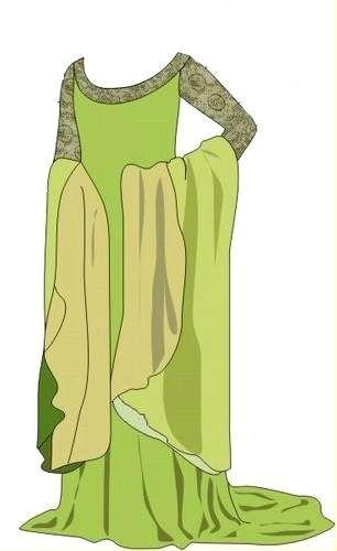 dessin de ma robe