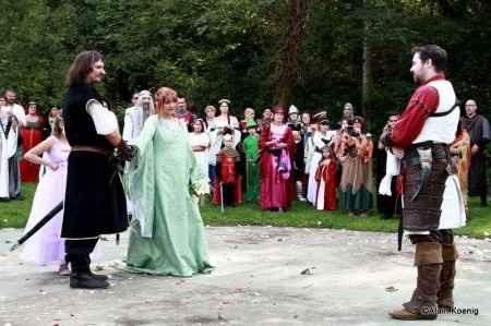 mariage celte
