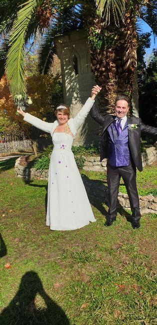 Enfin marié - 1