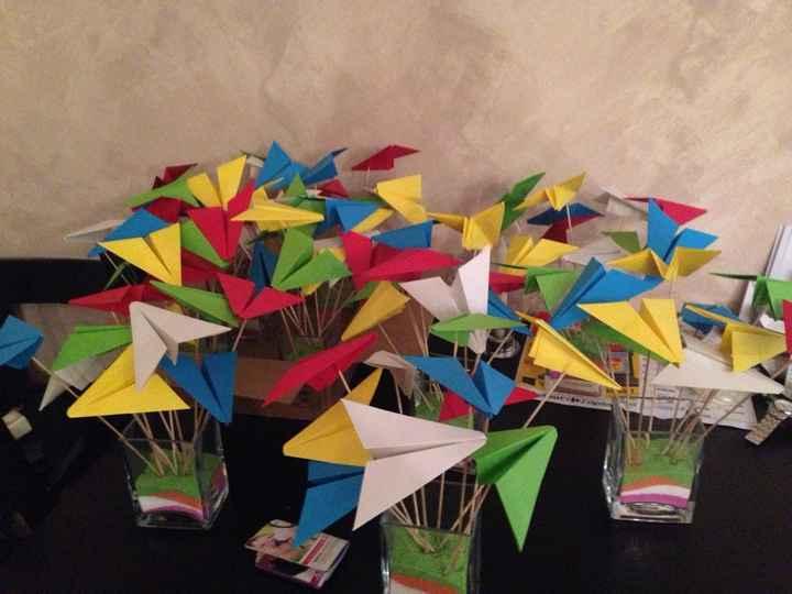 Bouquet avions - 1