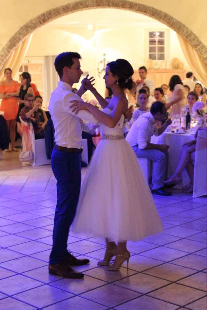 Gardez-vous votre robe pour danser ? - 2