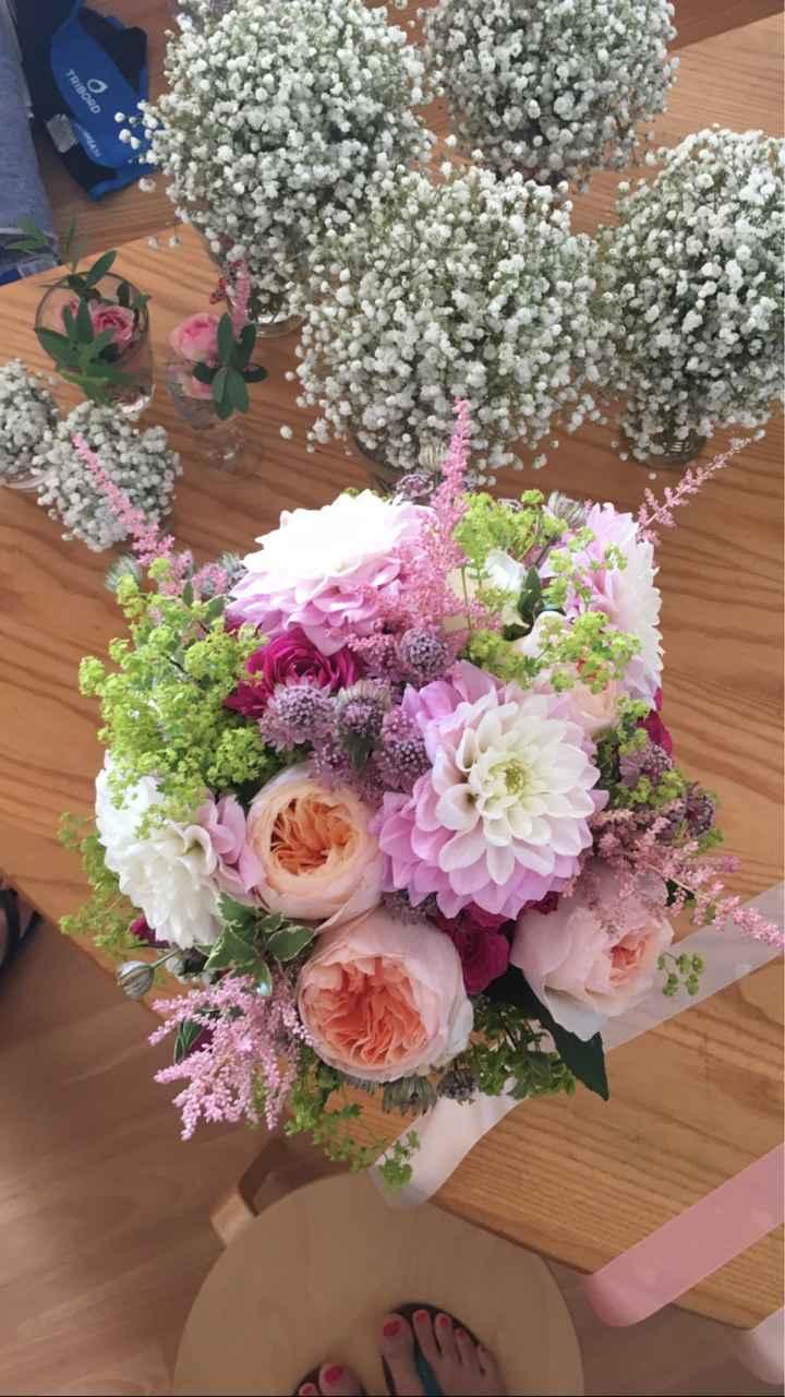 Montrez-moi vos bouquets de mariée - 2
