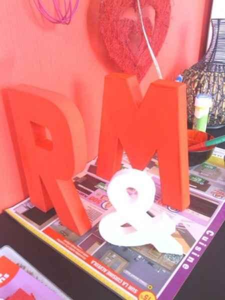 Nos lettres peintes