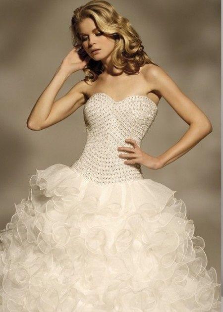 Combien de robes avez vous essay avant de trouver la for Loue robe de mariage utah