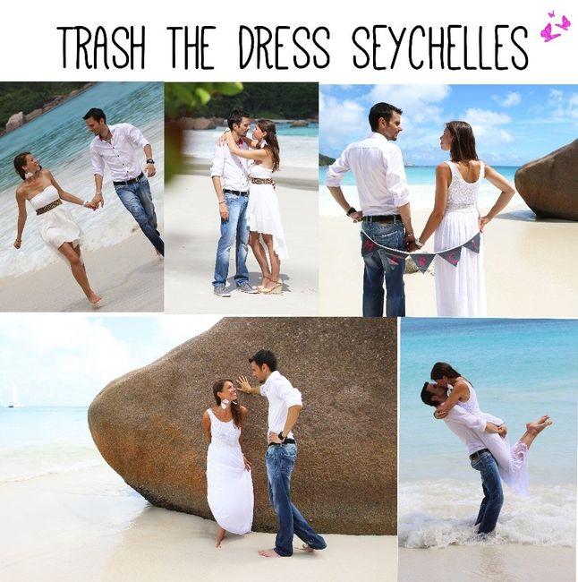 Notre TTD Seychelles!