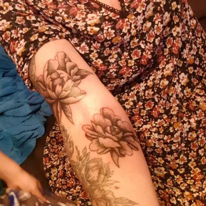 Le tatouage : caché ou montré le Jour j ? - 1