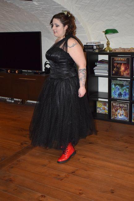 Inspiration robe renouvellement de vœux 5