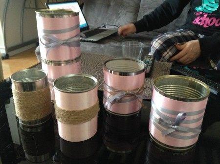 DIY Boite de conserve