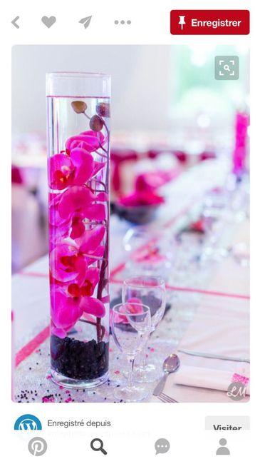Billes à eau dans un vase martini 1