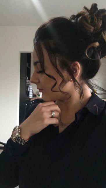 Essayage coiffure + maquillage - 1