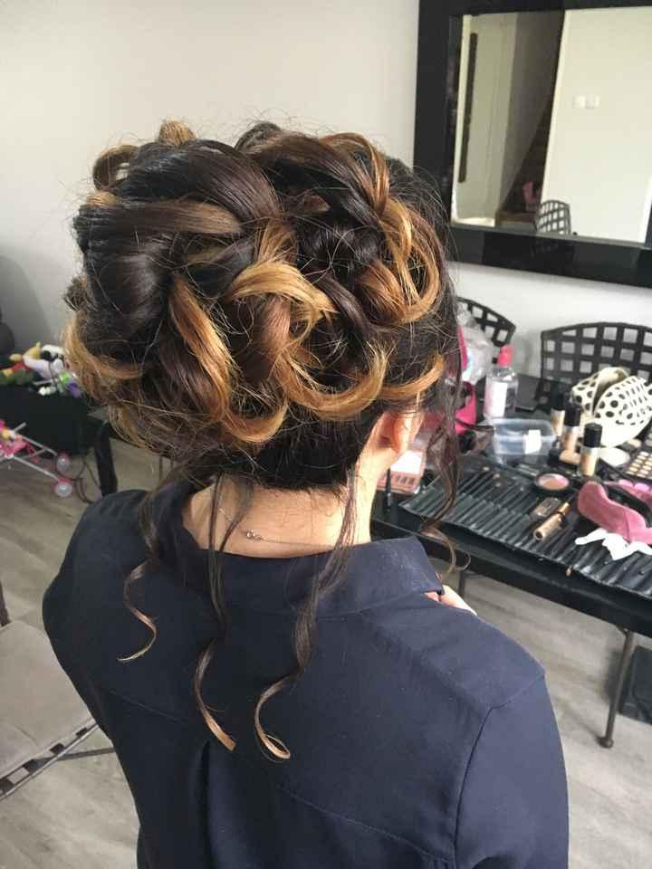 Essayage coiffure + maquillage - 2