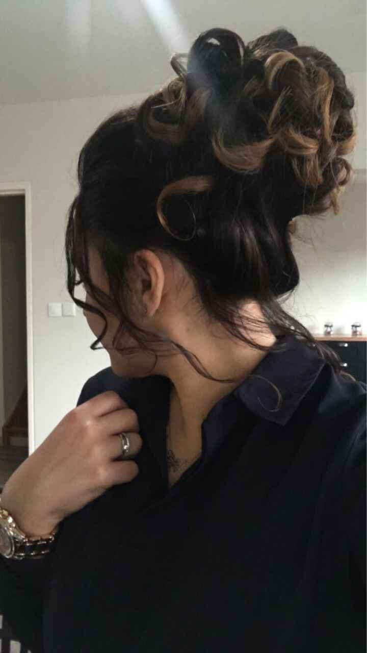 Essayage coiffure + maquillage - 3