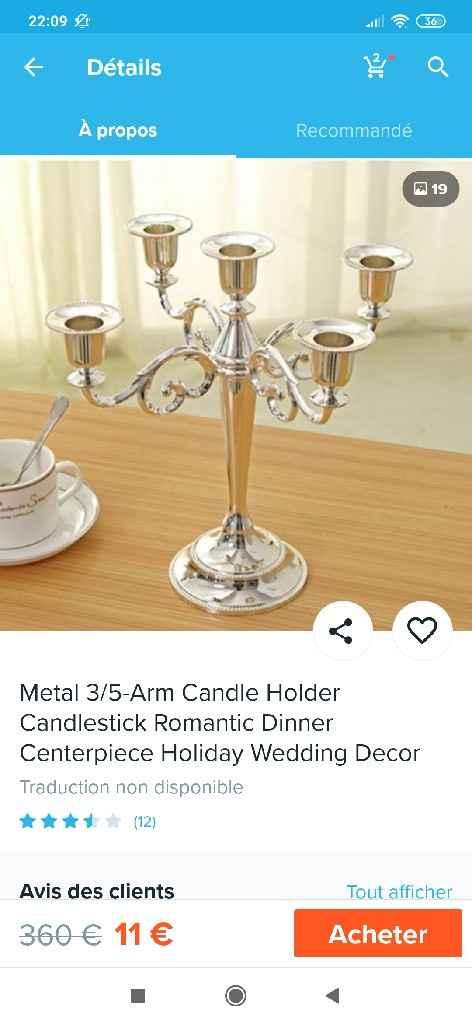 Ou et comment faire chandelier à fleur - 1