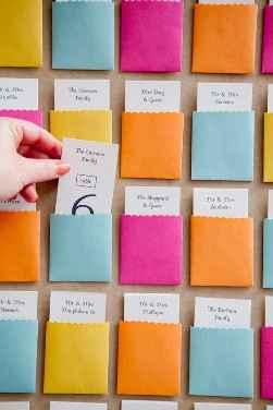Des enveloppes de couleur