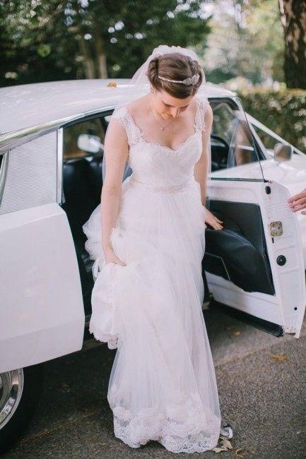 Jeune mariée pour vous agir