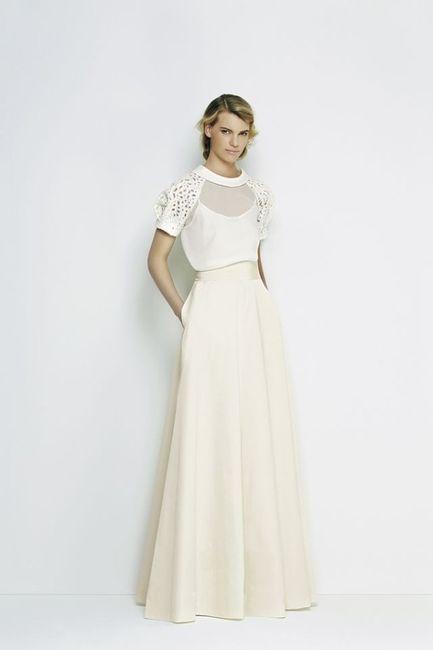 une robe pour chaque occasion 5 robes pour un mariage d 39 automne mode nuptiale forum. Black Bedroom Furniture Sets. Home Design Ideas