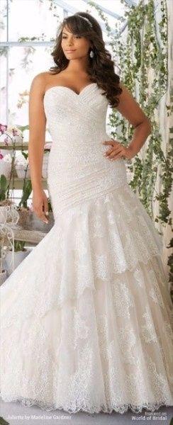 Robes de mariée plus size : Juliette Spring - Mode nuptiale - Forum ...