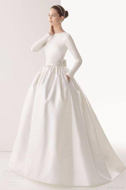 10 robes de mari e pour un mariage d 39 hiver mode nuptiale for Robes formelles pour mariage d hiver