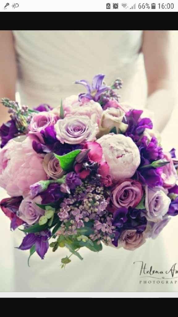 Un bouquet de chardons! - 1