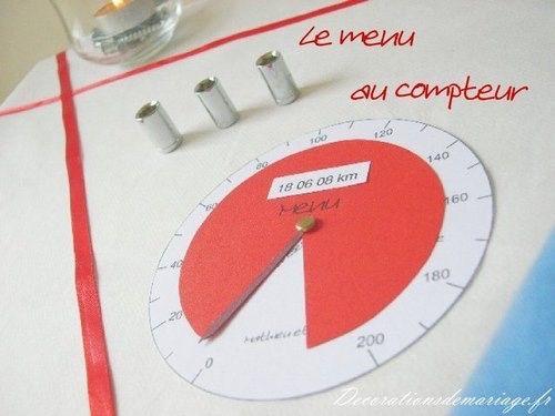"""Préférence Mon mariage sur le thème """"moto"""" - Décoration - Forum Mariages.net OQ79"""