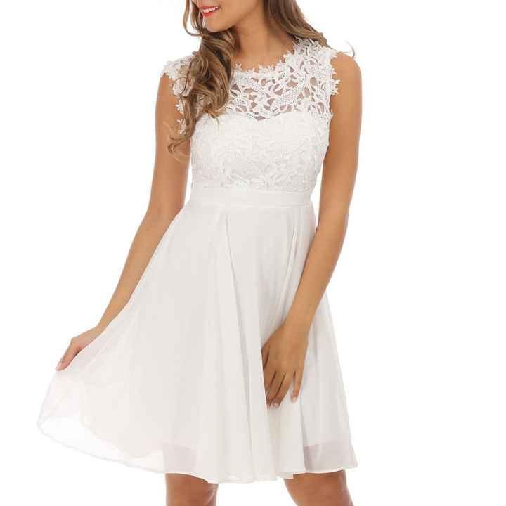 Petite robe pour le brunch... - 1