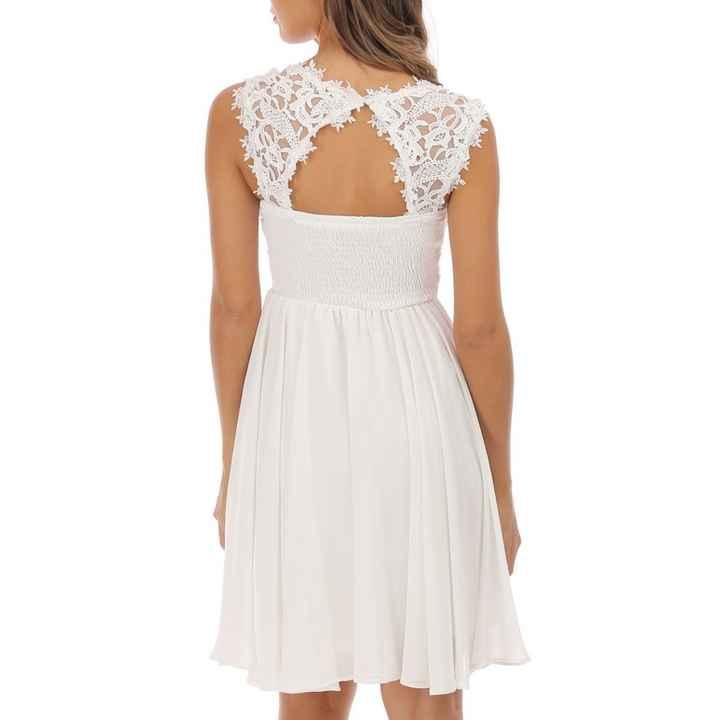 Petite robe pour le brunch... - 2