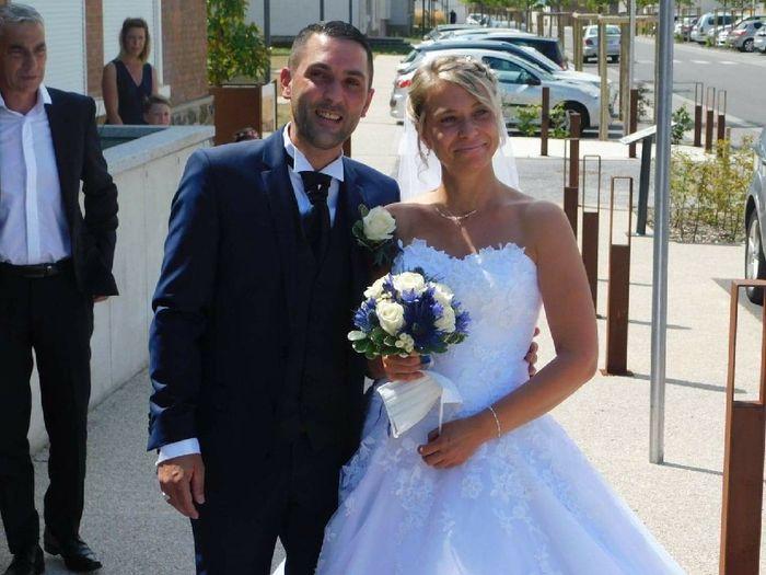 Mariage du 08 août 2020. 2