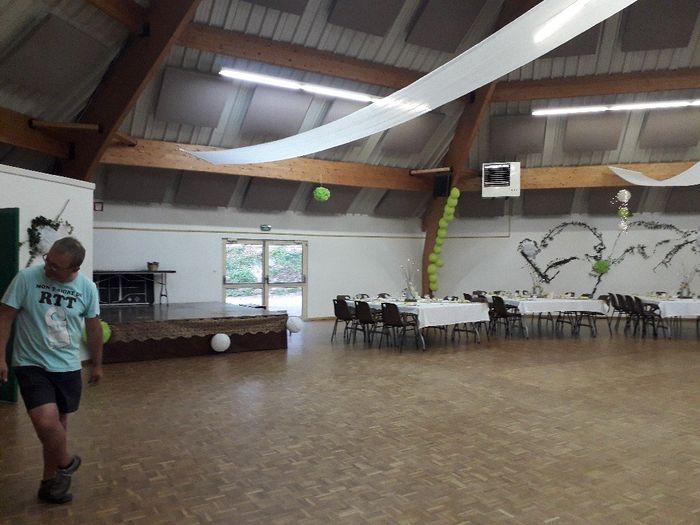 Salle de reception - 11