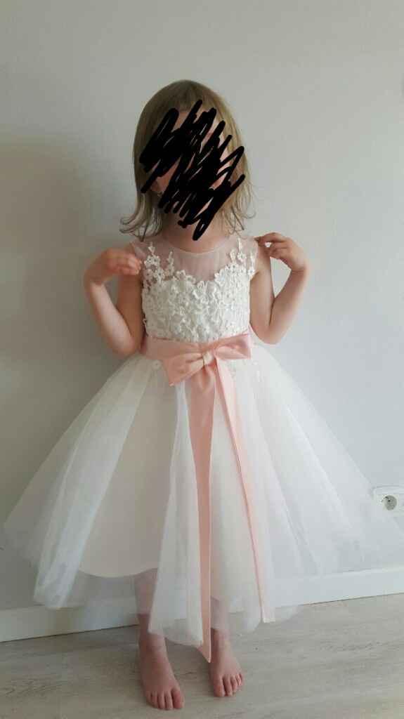Robe de ma fille