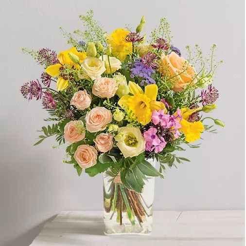"""Inspiration Bouquet """"printemps"""" - 1"""