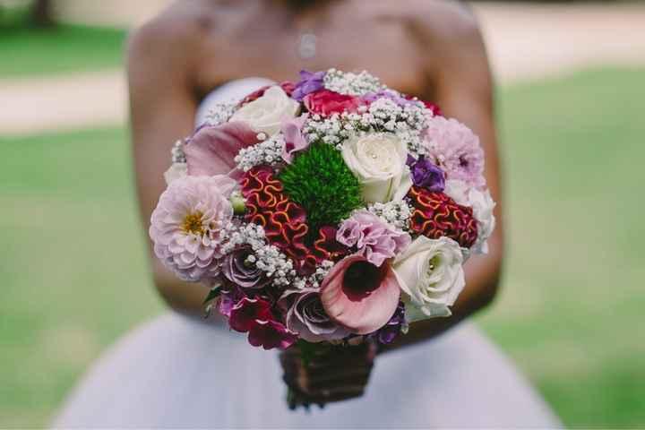 Choix de bouquet, perdue ! - 1