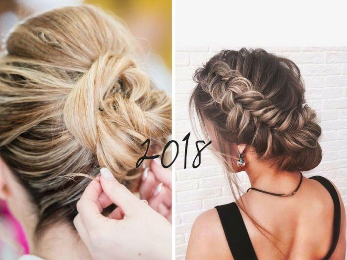 Tendances 2017 VS 2018 : la coiffure 3