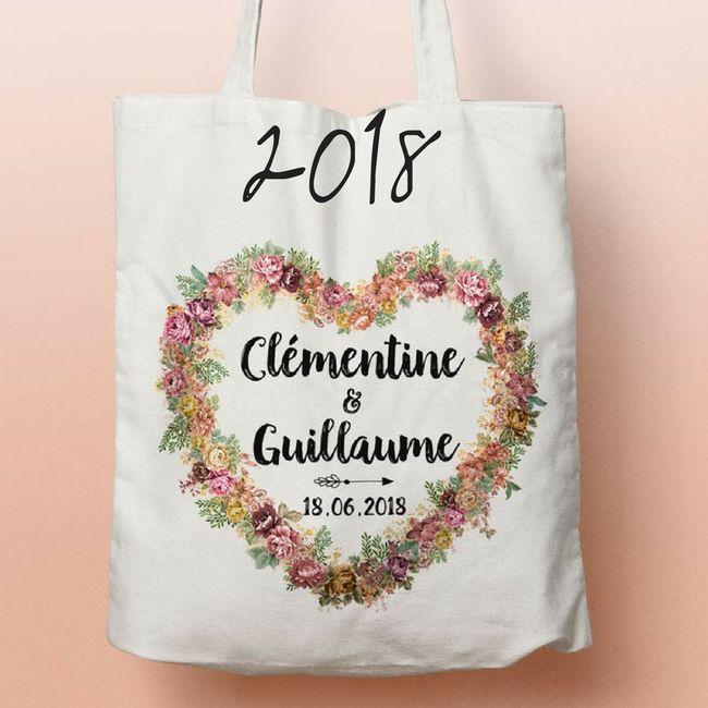 Tendance 2017 VS 2018 : les cadeaux pour invités 3