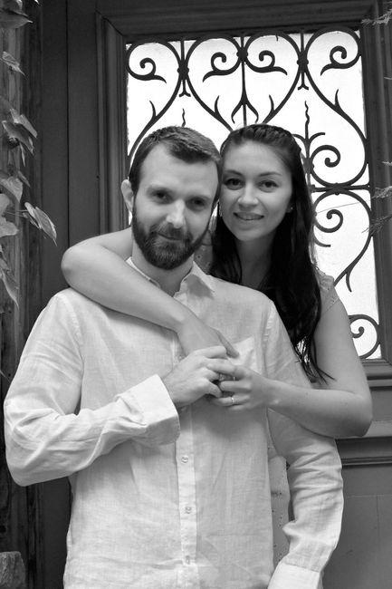 L'heureuse gagnante de notre 46ème tirage au sort de 4000 euros sur Mariages.net est... 1