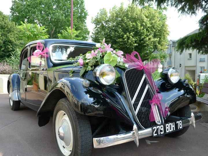 Deco voiture traction ? - 1