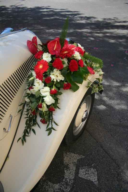 Deco voiture traction ? - 2