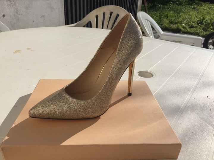 chaussures de mariees - 1