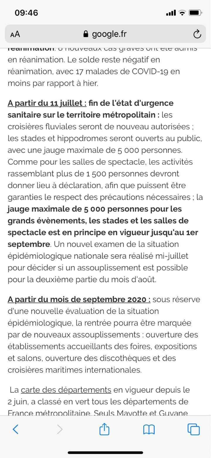 Decret 10 juillet 2020 - 1