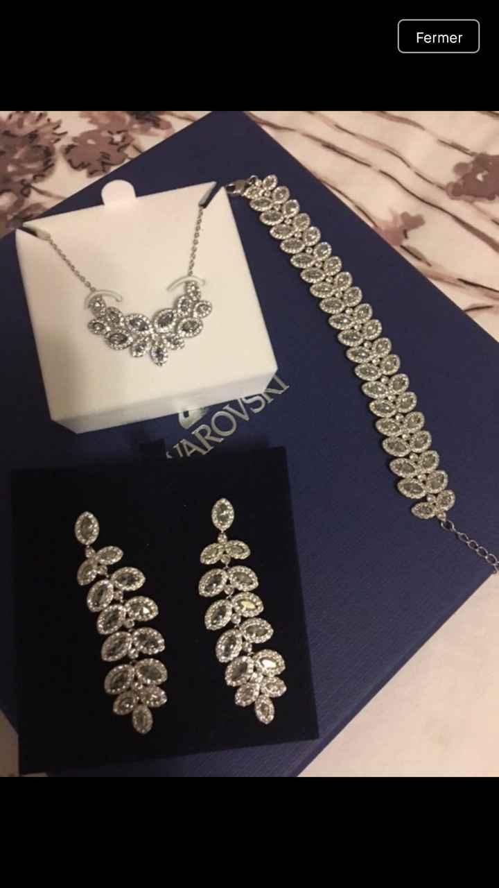 Question bijoux: que porterez-vous? - 1