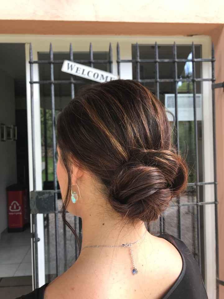 Essais coiffure ! - 1