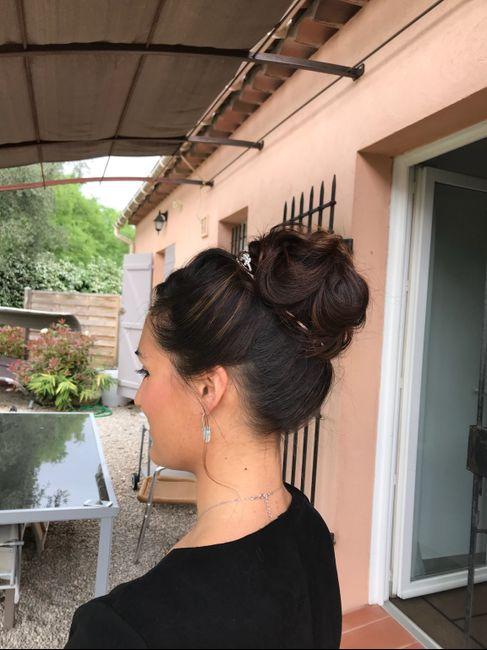 Essais coiffure ! - 2