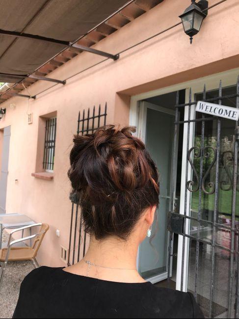 Essais coiffure ! - 3
