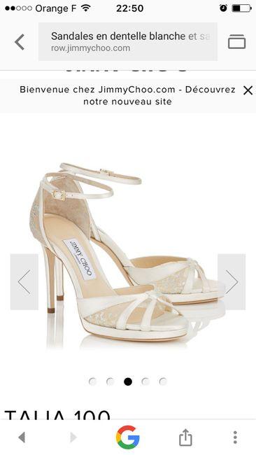 Cadeau spécial à vous spécial Chaussures jimmy jimmy jimmy choo: confort  Mode nuptiale Forum c1999f