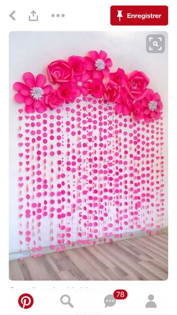 Inspiration fleurs géantes en papier 🌸🌺💕 - 6