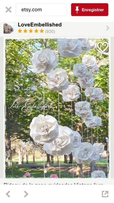 Inspiration fleurs géantes en papier 🌸🌺💕 - 7