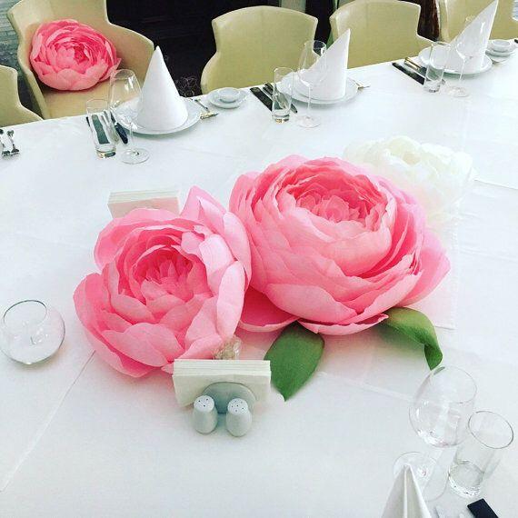 Inspiration fleurs géantes en papier 🌸🌺💕 - 1