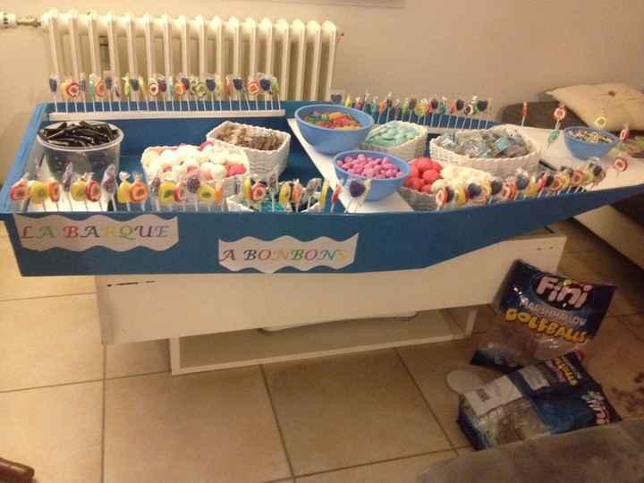 Notre barque à bonbons - 2